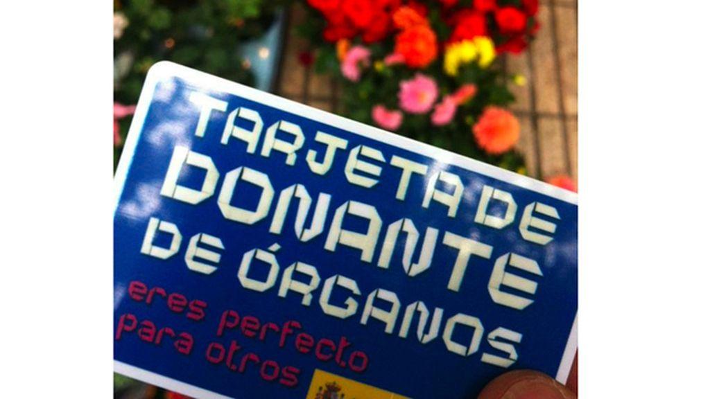 La tarjeta de Manuel Santos