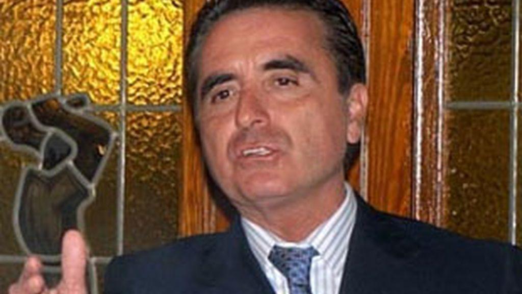Ortega Cano en una imagen de archivo. Foto EFE