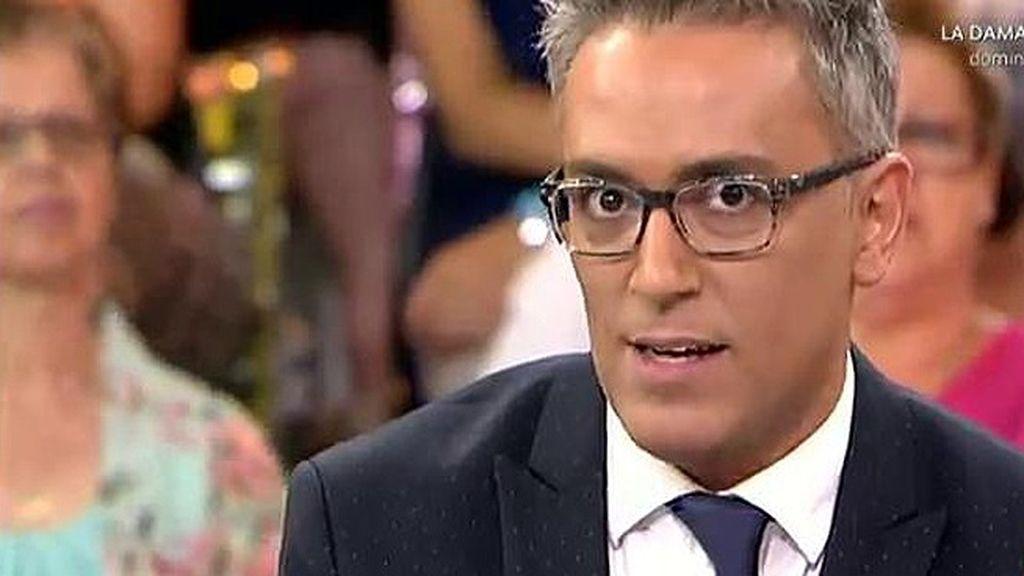 Víctor Sandoval se querellará contra Nacho Polo por acusarle de maltrato