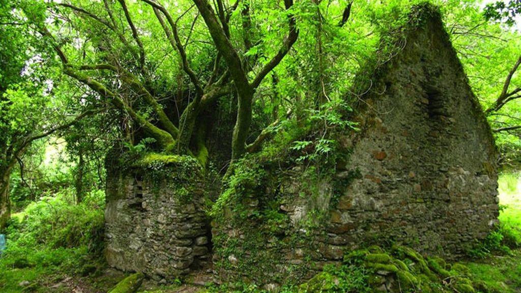 El Camino de Kerry entre Sneem Kenmare en Irlanda