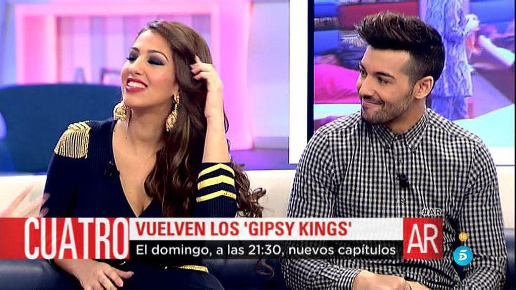 """Jorge: """"'Gipsy Kings rompe estereotipos, no todos los gitanos somos iguales"""""""