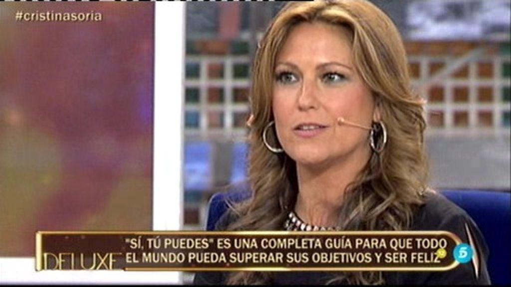 "Cristina Soria, sobre Kiko Matamoros: ""Fue quien más me impactó"""