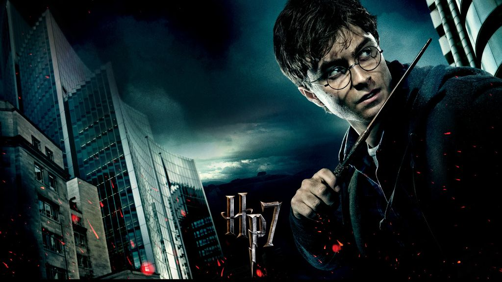 Harry Potter,conjuro de Harry Potter