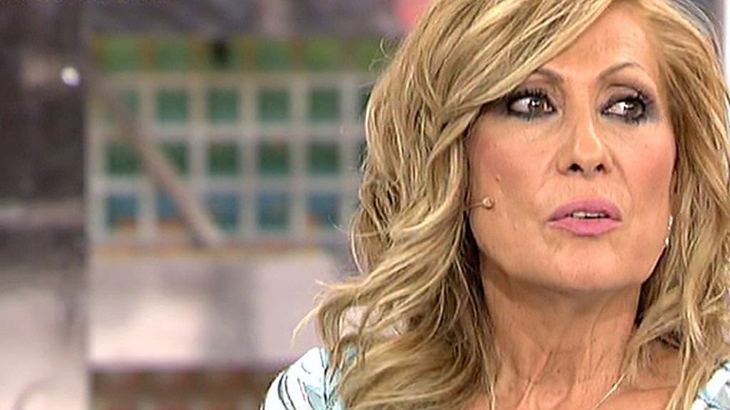 """Rosa Benito: """"Yo ahora no puedo dejar la televisión, pero si pudiera la dejaba"""""""