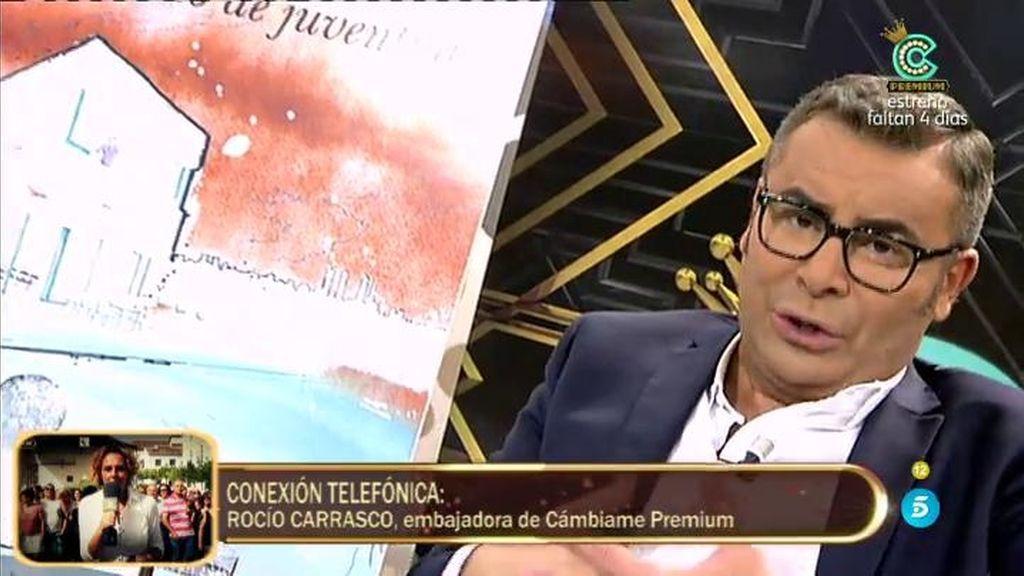 """Jorge Javier Vázquez: """"En 'Cámbiame Premium' todo puede suceder"""""""