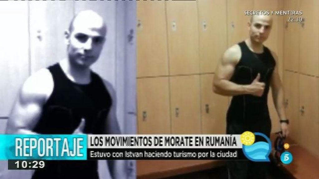 Los movimiento de Morate en Rumanía