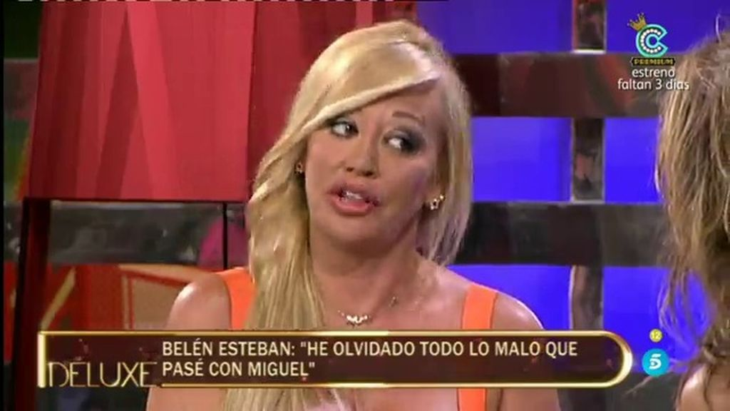 """Belén Esteban: """"Me gustaría tener un hijo con Miguel, pero no es el momento"""""""