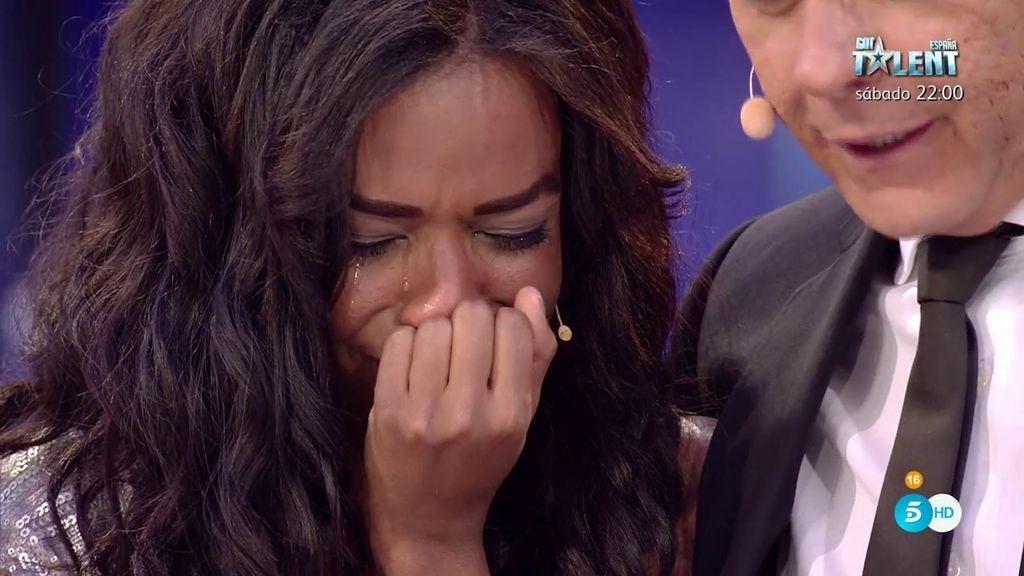 """Liz, derrumbada al recordar su vida de fuera: """"GH VIP' me ha cambiado la vida"""""""