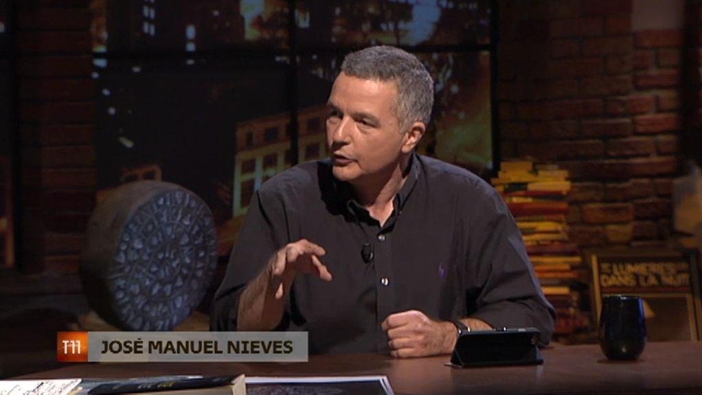José Manuel Nieves, muy crítico con la existencia de la telepatía