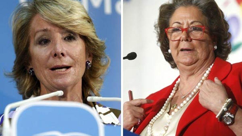 Aguirre y Barberá, campaña agridulce