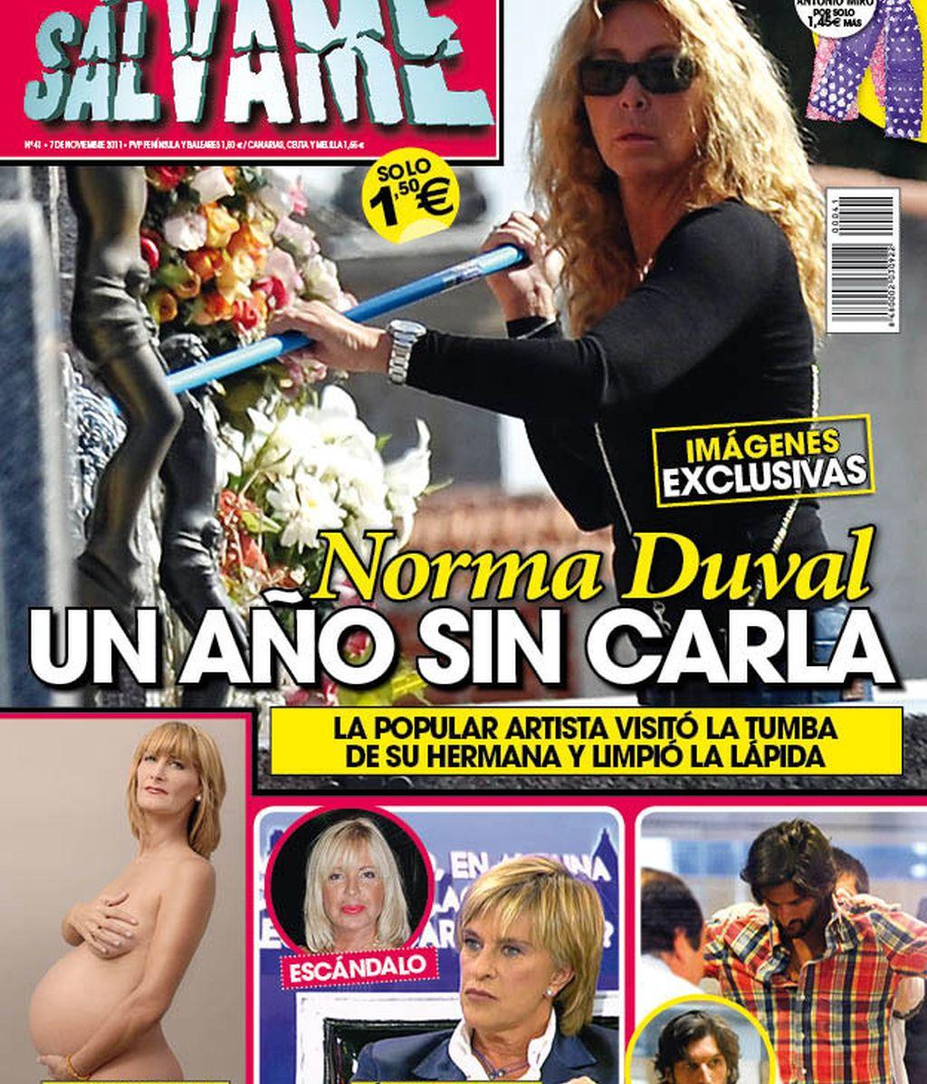 Nuevo número de la revista 'Sálvame'