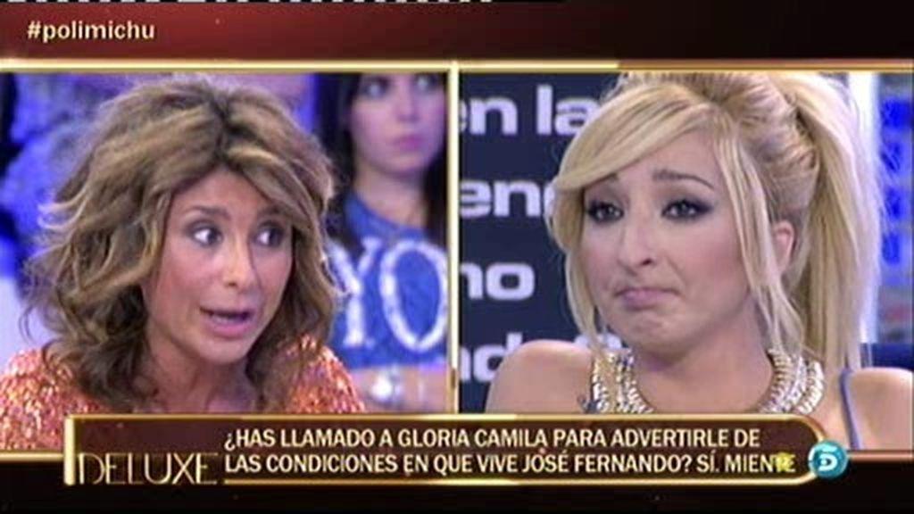 """Michu: """"Gloria Camila me ha llamado en varias ocasiones"""""""