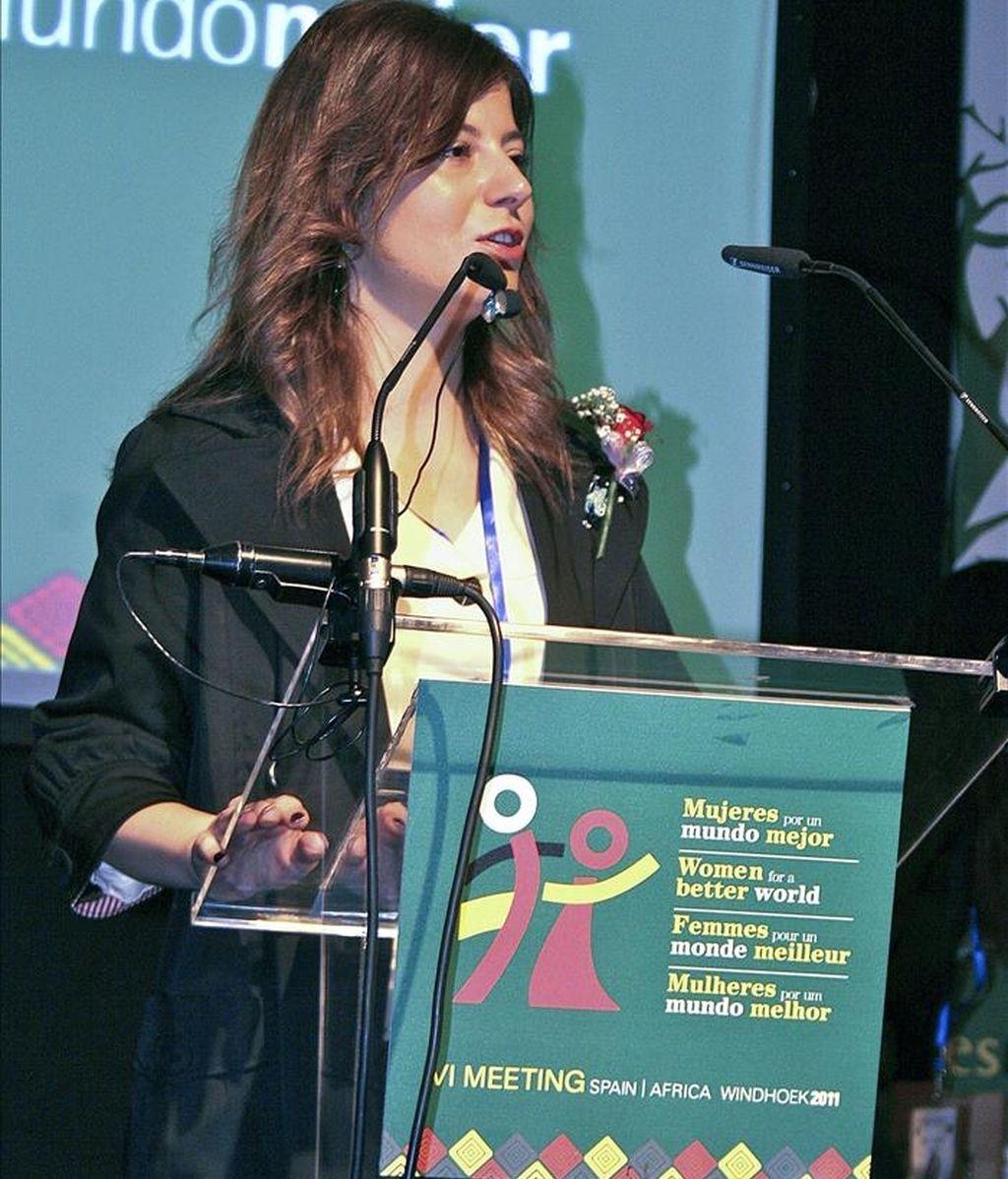 La secretaria de Estado de Igualdad, Bibiana Aído. EFE/Archivo