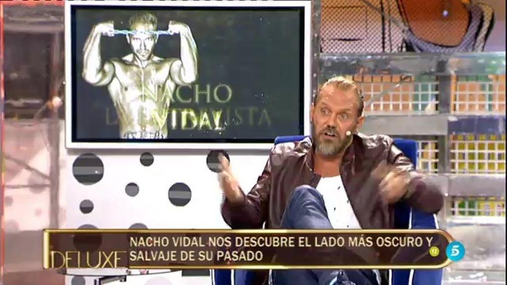 """Nacho Vidal recuerda su época en la postitución: """"Cambié el concepto de la mujer"""""""