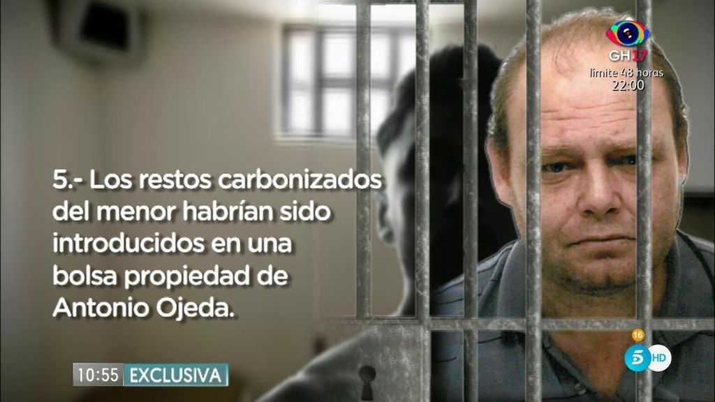 ¿Por qué la Guardia Civil considera fiable el testimonio del compañero de Ojeda?