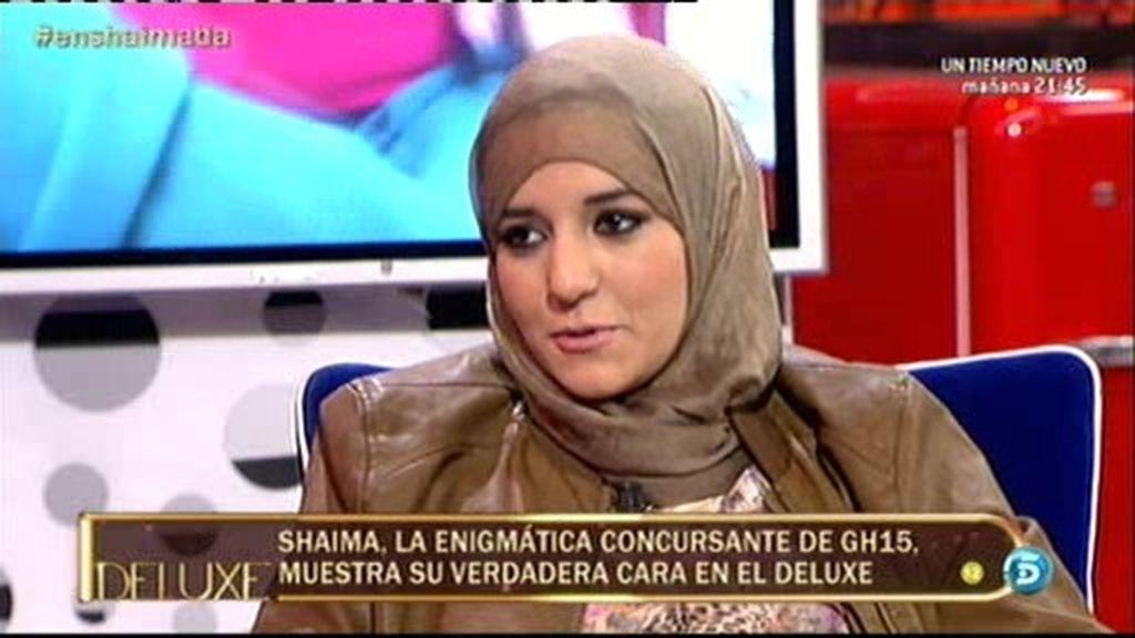 """Shaima: """"Lo que más me ha dolido es que se juzgara mi condición sexual"""""""