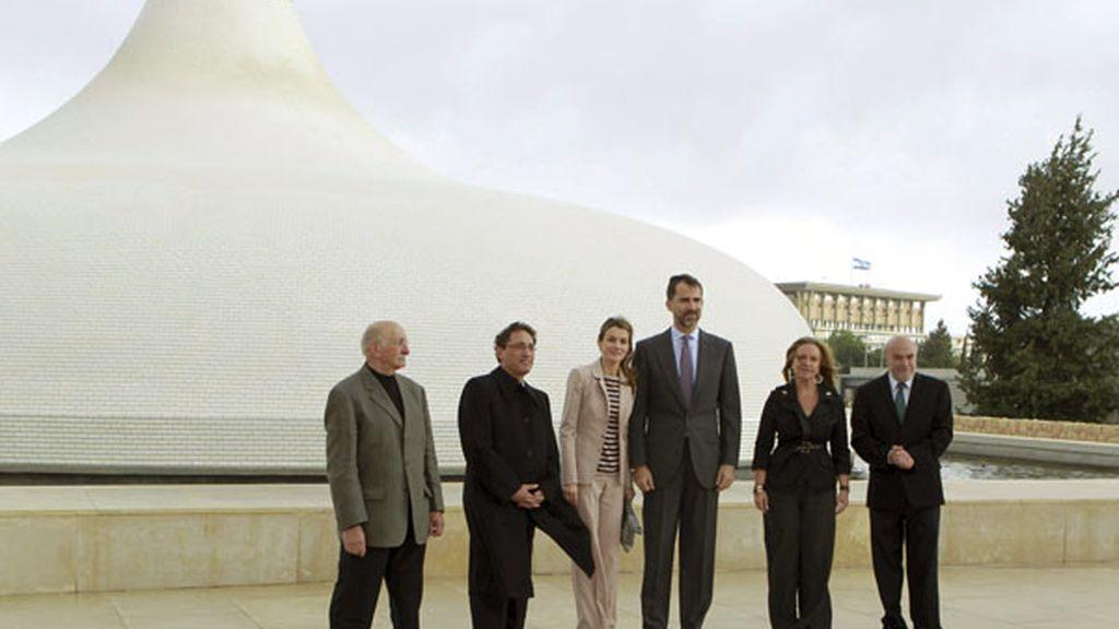 En el museo de Israel
