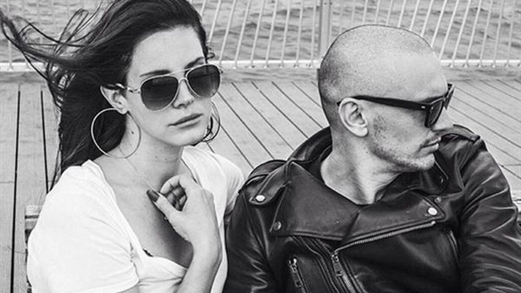 James Franco y Lana del Rey