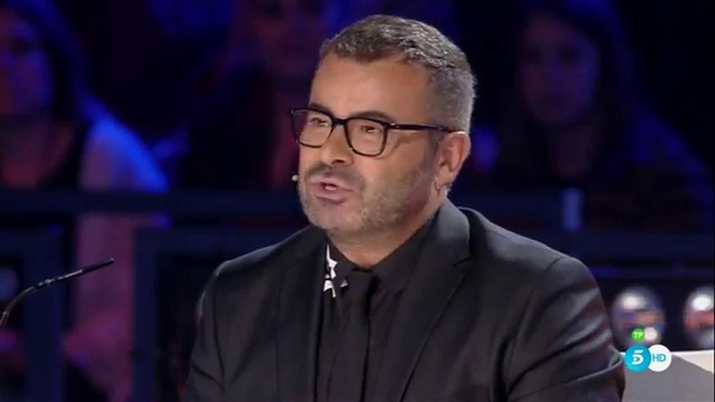 "Jorge Javier Vázquez, a Luis y Alba: ""Tanta acrobacia me agota"""