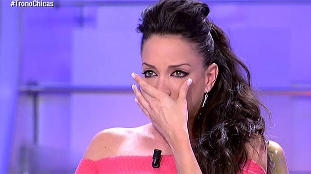 """Samira se derrumba: """"Estoy agobiada, tengo miedo y no puedo dormir"""""""