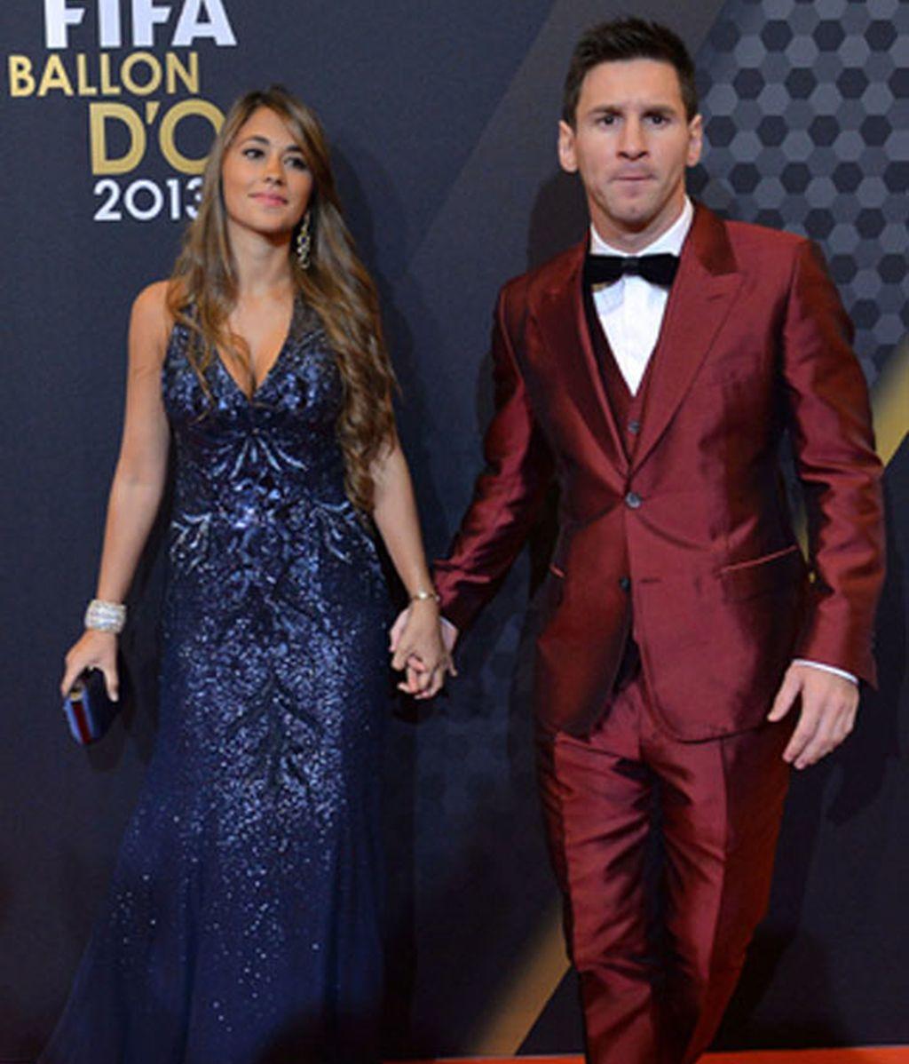 Gala de entrega del Balón de Oro-FIFA 2013