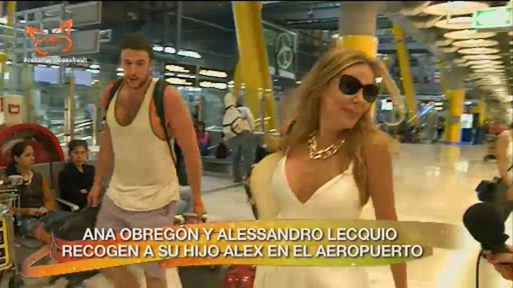 ¿Por qué discuten Ana Obregón y su hijo?
