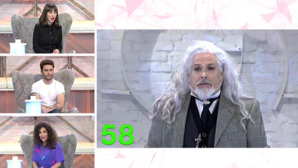 """Los tres estilistas, fascinados con el """"Karl Lagerfeld español"""""""