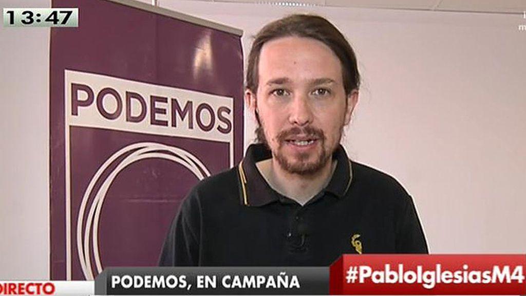 """P. Iglesias: """"Siempre salimos a ganar, sería aconsejable que nadie vendiera la piel de oso antes de cazarlo"""""""