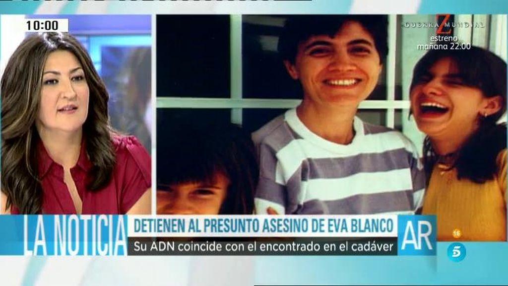 Detienen al presunto asesino y violador de Eva Blanco 18 años después del crimen