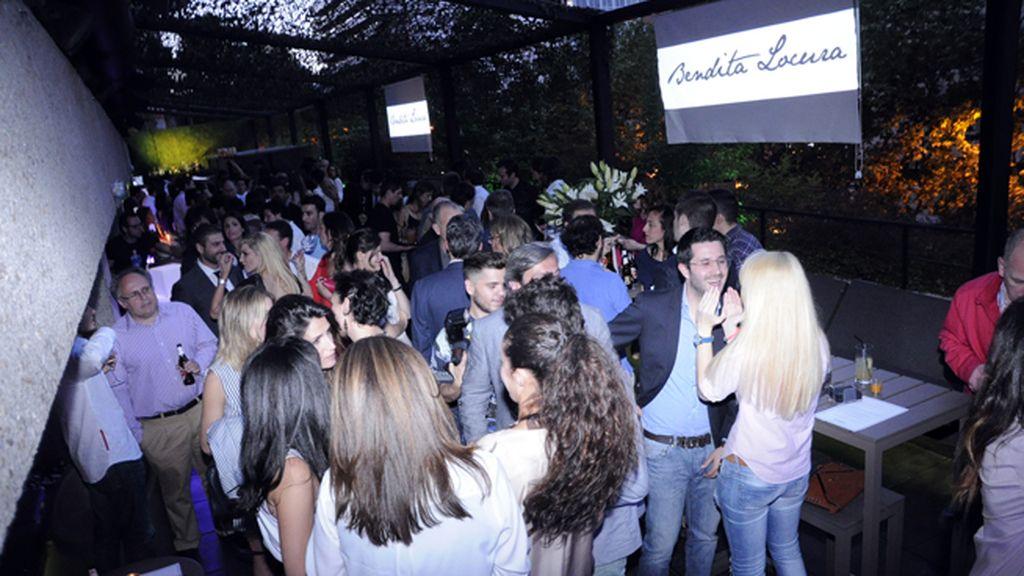 """La terraza """"Anhela"""" del Hotel Eurobuilding, el marco ideal para la fiesta de """"Bendita Locura"""""""