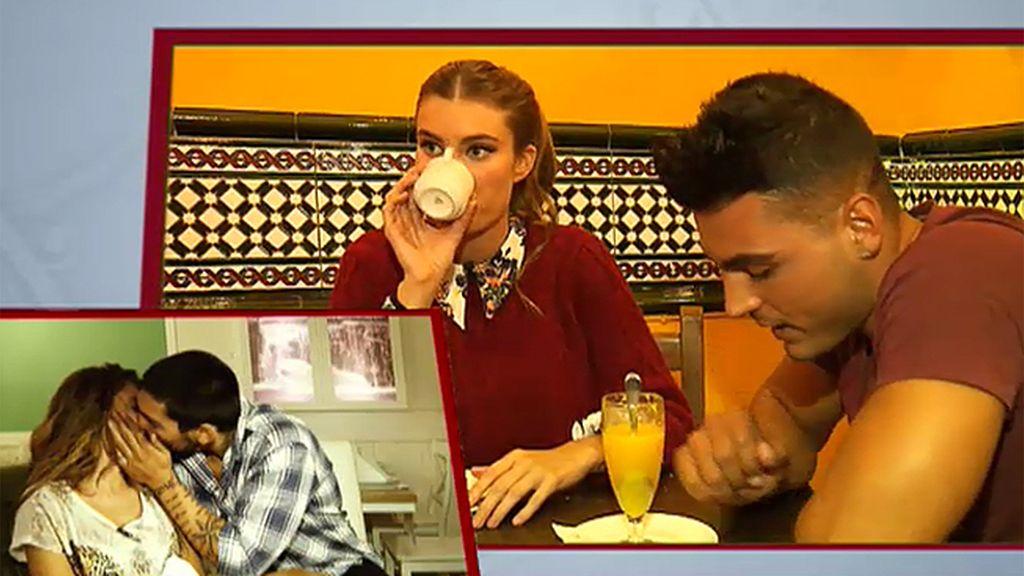 Cita Triana y Carlos (22/10/2014)