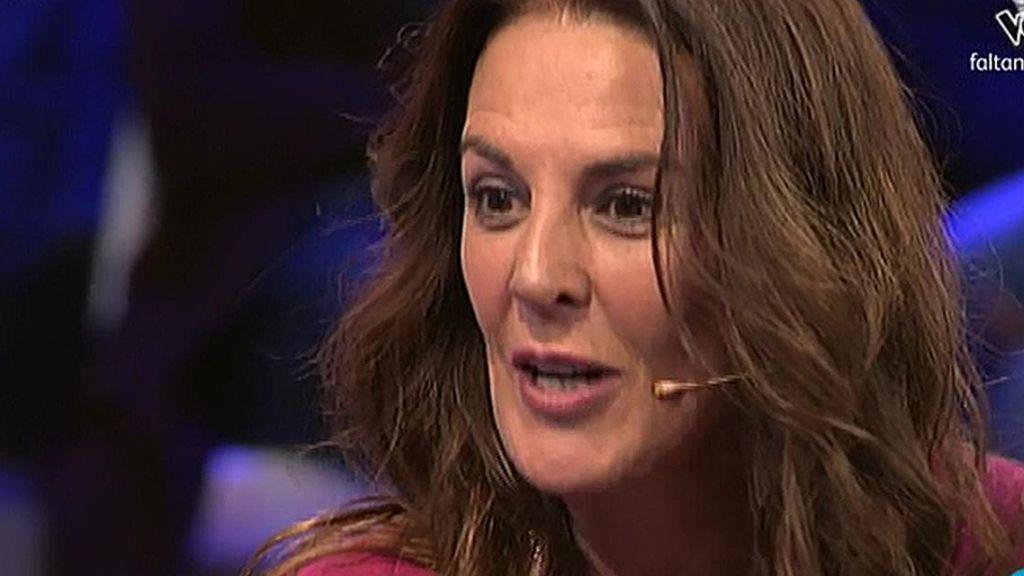 """Ángela Portero: """"En un plató puedo parecer muy fría, pero no es así"""""""
