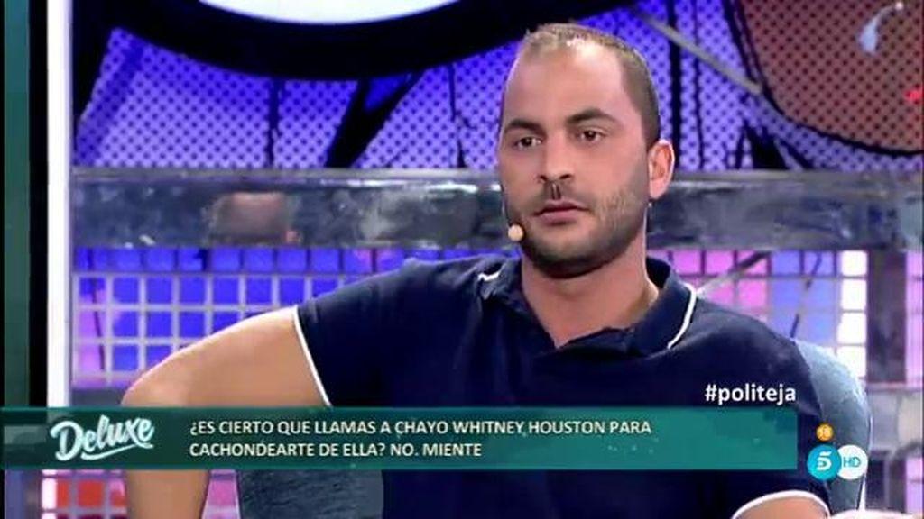 ¿Qué mote utiliza Antonio Tejado para cachondearse de Chayo Mohedano?