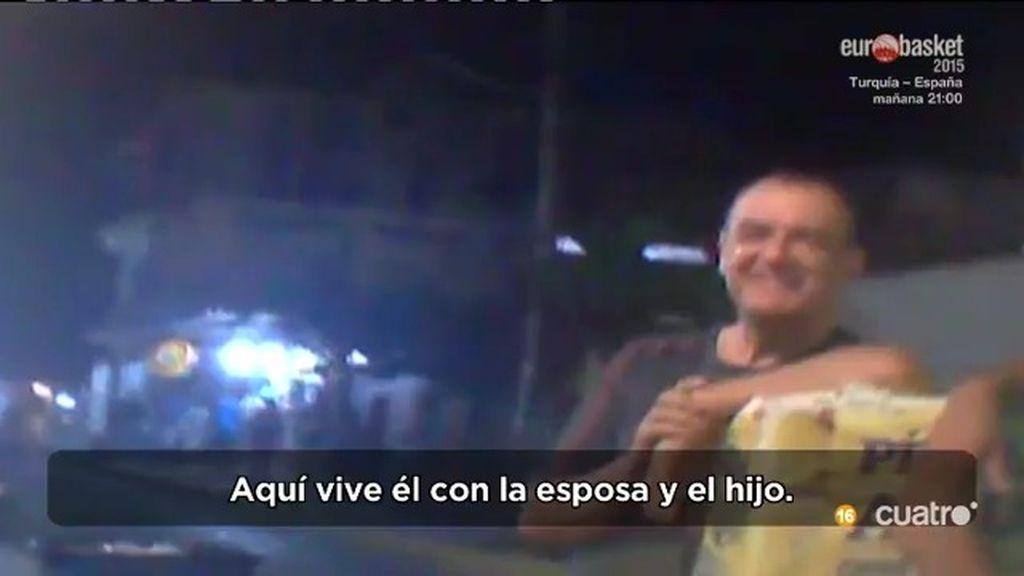 Los vecinos del etarra De Juana Chaos en Venezuela hablan de su vida en el pueblo