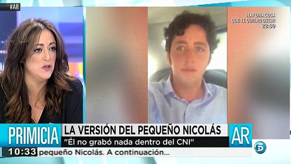 """Patricia López: """"El dinero a 'Pequeño Nicolás' se lo daba la gente a la que hacía favores"""""""