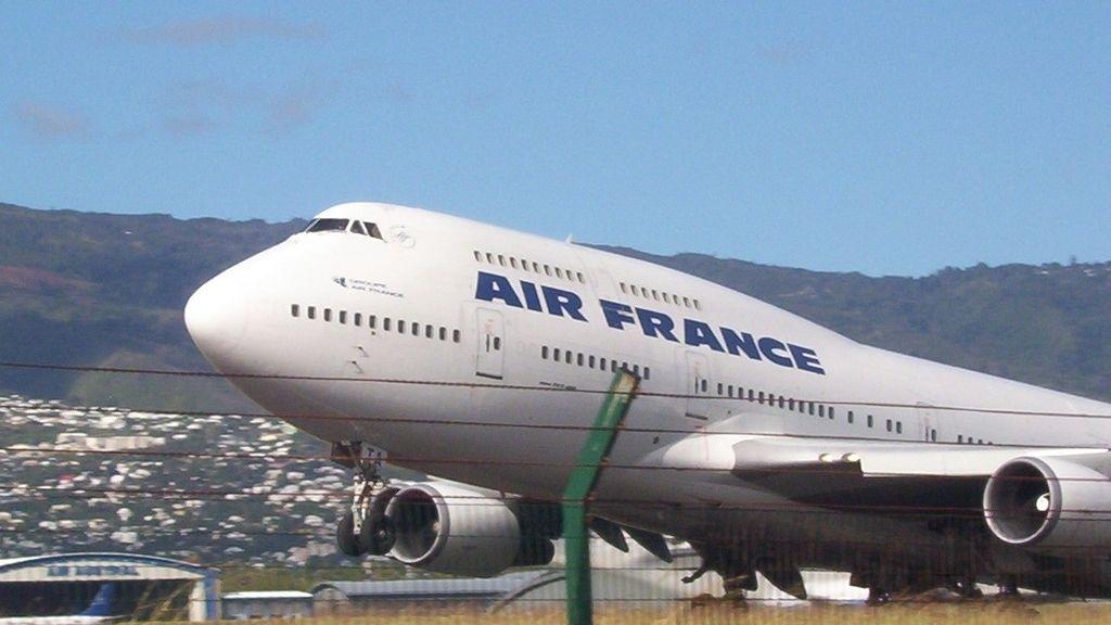 Un avión A340 de Air France perdió 34 tornillos en un trayecto París-Boston