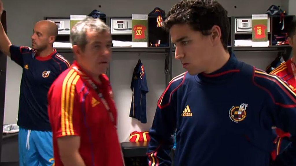La selección española cumplió el sueño de nuestro país