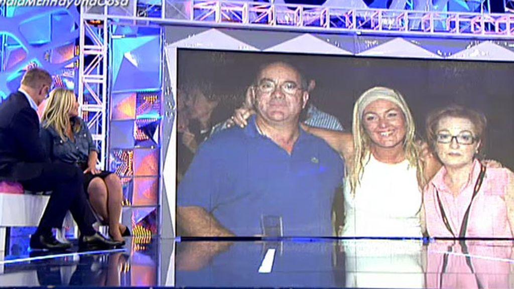 """Amaia Montero: """"Mi padre está presente en todos los momentos de mi vida"""""""