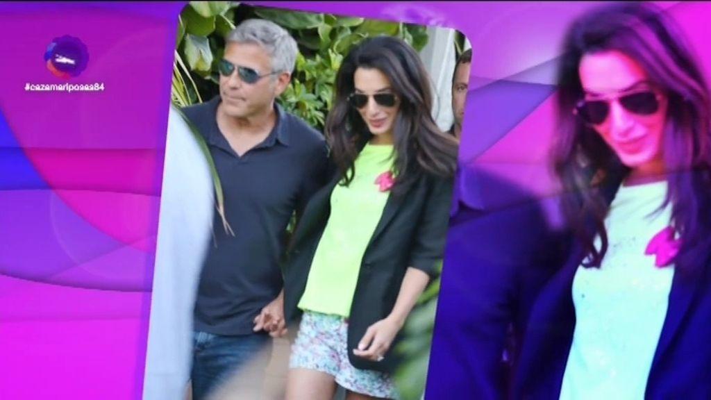 Brad Pitt, Angelina Jolie o Matt Damon... no se quieren perder la boda de George Clooney