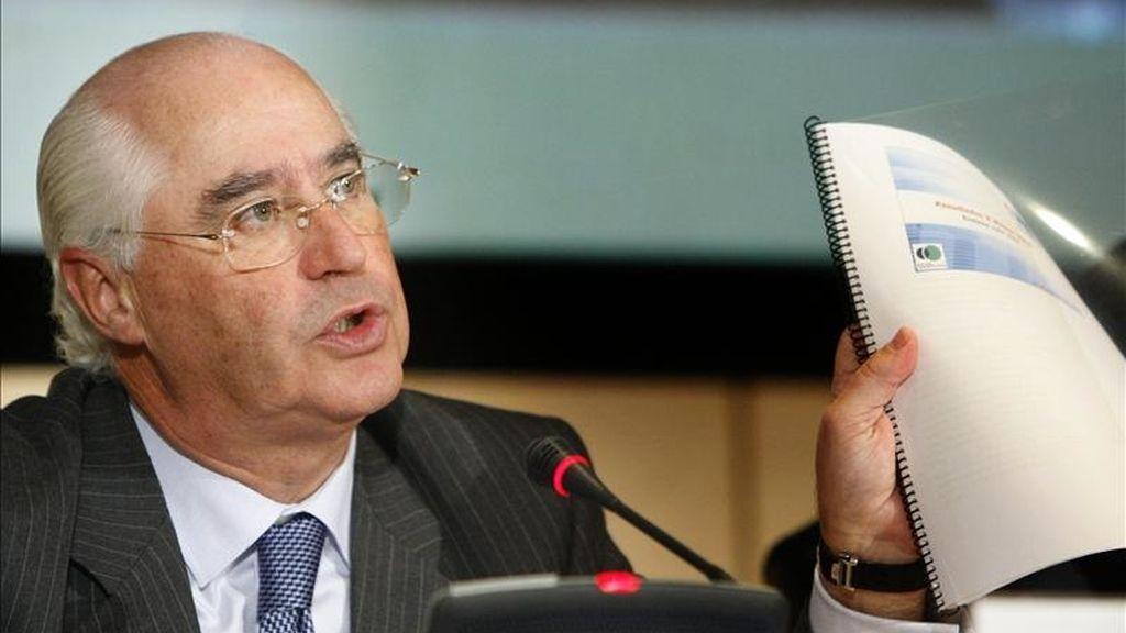 El consejero delegado de Endesa, Rafael Miranda. EFE/Archivo
