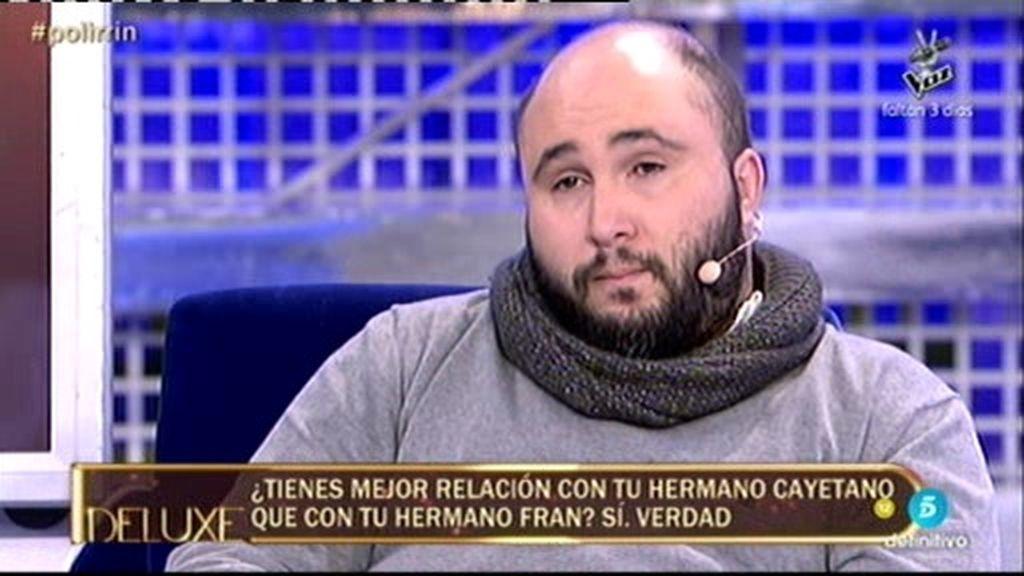 """Kiko Rivera: """"El roce hace el cariño, como no hay roce con mi hermano Fran..."""""""