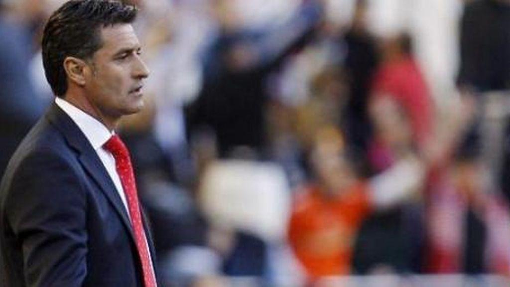 Imagen de archivo del entrenador José Miguel González 'Míchel'