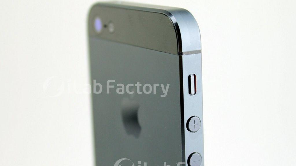 Las primeras imágenes del iPhone 5