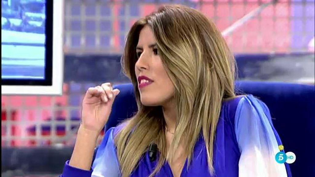 """Isa Pantoja: """"No he sido infiel a Alejandro con Alberto Isla, aunque sí le hablo"""""""