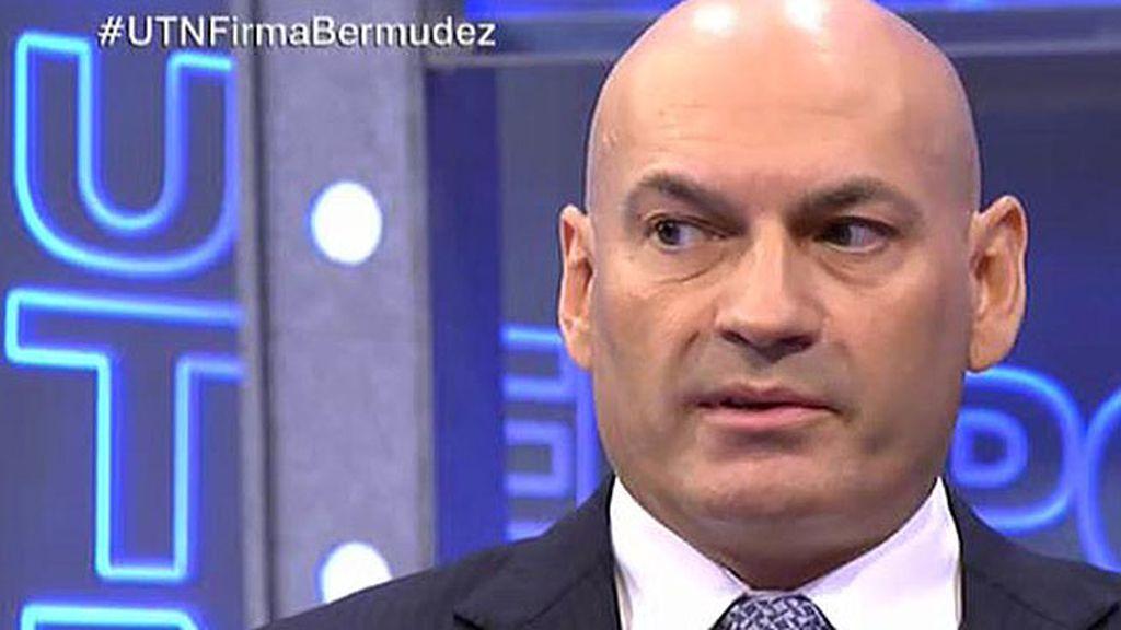 """Gómez Bermúdez, sobre la Infanta: """"Los mecanismos de la justicia evitan el chanchullo"""""""