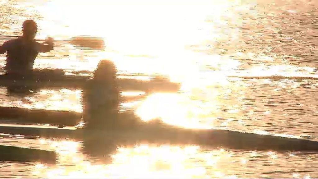 Deportes naúticos en agua dulce