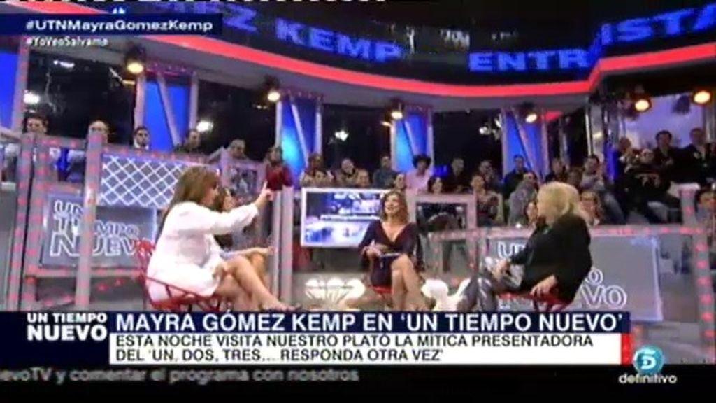 """Mayra G. Kemp: """"A Chicho le debía todo. Pero me falló como amigo"""""""