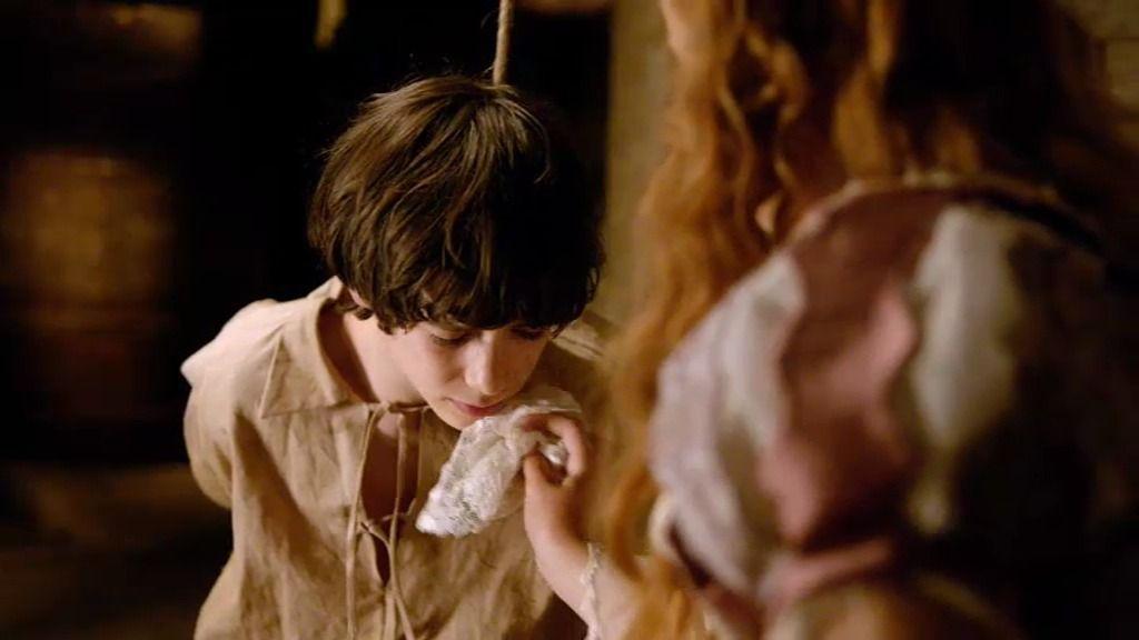 Malatesta tortura al pequeño Íñigo