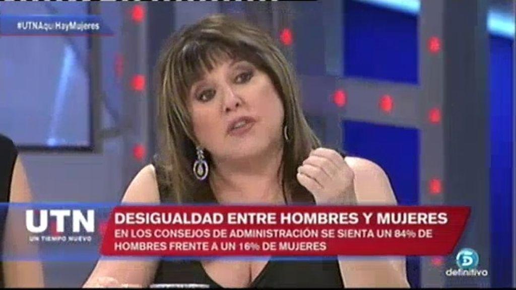 "Loles León a Paloma Zorrilla: ""Este país es machista. Te guste o no"""
