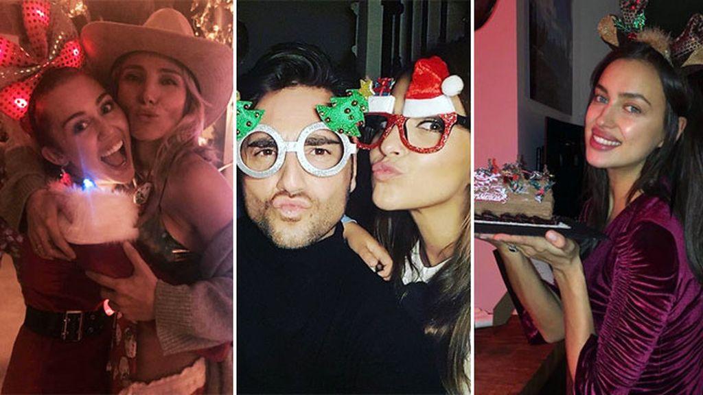 Los famosos nos han deseado una Feliz Navidad
